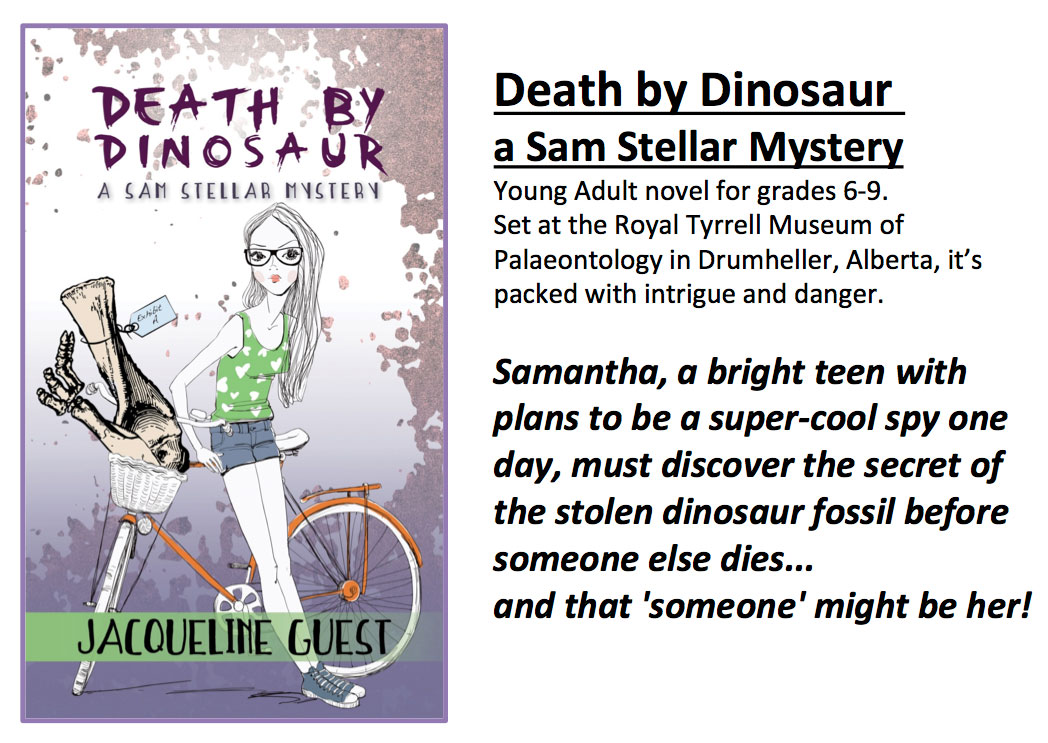 Death By Dinosaur Classroom Presentation for Grades 6-8